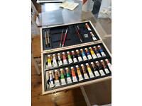 Watercolour set £15