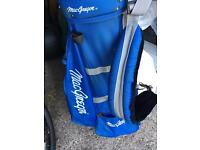 Golf clubs & golf bag - men's