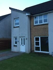 Millbarr Grove, Barrmill, Beith - 3 Bedroom Semi detached house for sale - Fixed Price £105,000