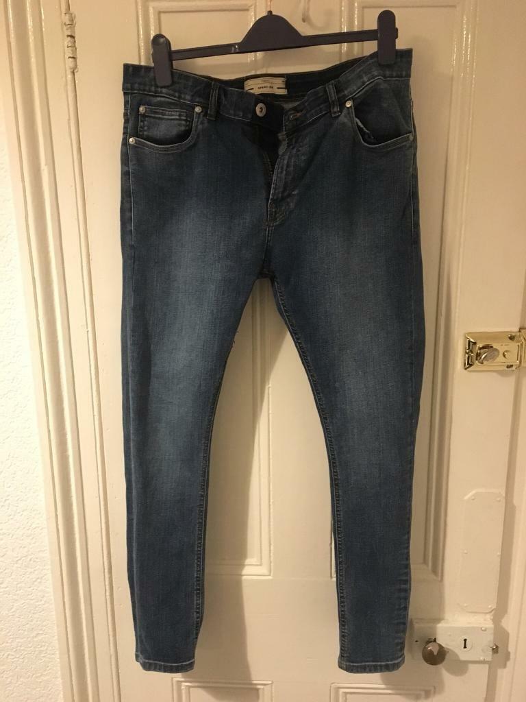 f10fdbe7d Men s Next Spray on Jeans
