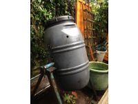 Garden composter. Old school.