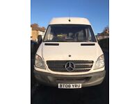 Mercedes-Benz Sprinter 2.1 CDI 311 Extra High Roof 4dr LWB SPARE AND REPAIR