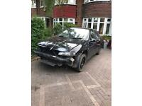 Seat Leon Cupra r shell with engine complete