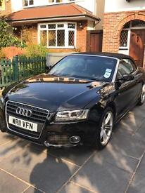 Audi A5 2.0 TFSI S Line 2dr Full Service History