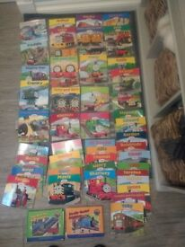 52 Thomas tank engine book collection