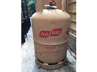 Flogas 13KG Butane Bottle - partly used