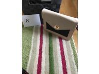 Small Black and Nude Handbag
