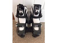 Rookie Racing Storm Roller Boots