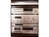 TECHNICS Compact Hi-Fi Sound System