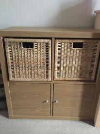 Ikea Box Storage Unit