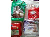 Nappies and pull ups size 5 and 6