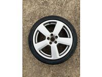 Audi wheel 18