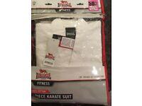 Lonsdale karate suit