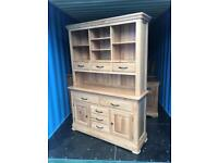 "Oak furniture land ""Canterbury "" dresser"