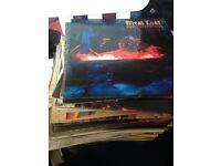"Bundle of approx 55 12"" vinyl LP's collection"