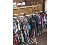 Designer Clothing Clearout! Mens and womens, everything £5-£10 each! Lacoste, Fred Perry, Ralph etc!