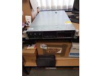 HP ProLiant DL380 Gen9 2U Rack Server, 2 x Intel Xeon E5-2620V3, 144GB RAM, 2 x 2TB HDD, 2 x 146GB