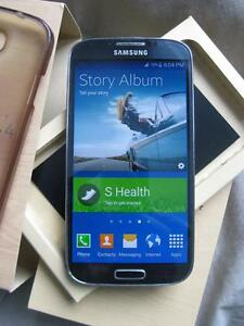 UNLOCKED SAMSUNG GALAXY S4 Great working mint phone
