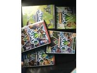 Sims 3 expansion packs & stuff packs