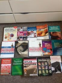 Midwifery textbooks