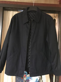 Men's Jacket from BHS - Size L - Black