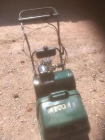 ATCO Balmoral 14Se lawnmower