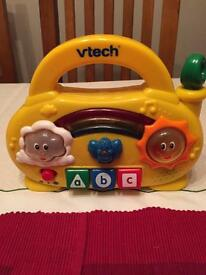 VTech touch toy
