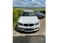 BMW 118d M Sport Coupe - White, Manual, Diesel - 94000 Miles