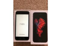 Iphone 6S 16gb in Space Grey