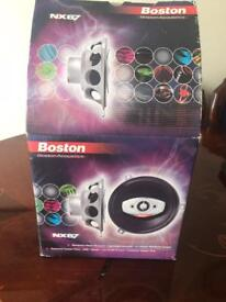 Boston Acoustic Car Speakers