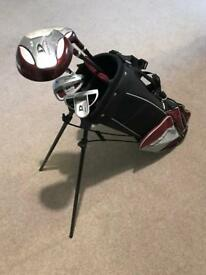 Wilson complete junior golf set age 5-8