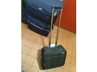 Laptop or carry on suitcase on wheels excellent central London bargain