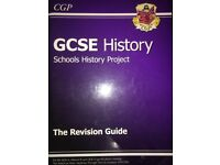 GCSE History Schools History project CGP The Revision Guide