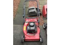 2 x lawnmowers for spares or repair