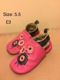 Kid's and women's shoes and other baby&toddler stuff clearance