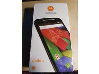 Motorola Moto G 4G LTE 8GB XT1072 Black Sim Free Mobile Phone