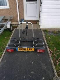 Tow Bar Bicycle Rack