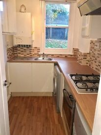 A ground flr Studio flat avail now, sep kitch, new refurb, near Gipsy Hill rail, professionals req