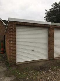 Now Reserved Garage Lock Up For In Brookwood Surrey