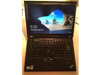 T400 Lenovo ||| Win10, 2.53GHz, 9-cell battery ( Very Good Condition )