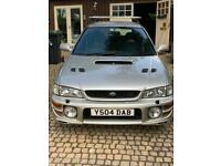 Subaru Impreza Wagon 2001