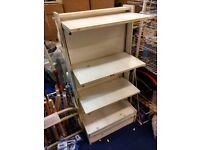 Display units/ shelving - only £10 for both!