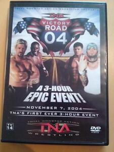 TNA Victory Road 2004 Cambridge Kitchener Area image 1