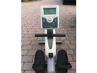 TUNTURI GO36 Rowing machine. Only used 4 times - immaculate condition.