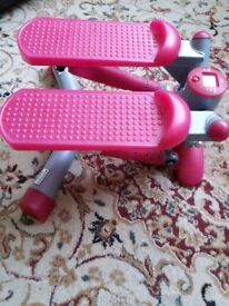 Domyos Stepper, in a very good condition only used for a few months