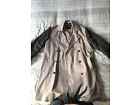 All Saints Mac/Trench Coat