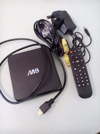 M8 Android TV Box just updated
