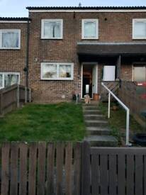 2 bed pcc house looking for 2/3 bed