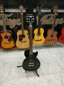 Harley benton les paul style guitar