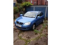 Blue Polo sport 3 careful owners, Sheffield S10